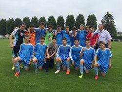 U15 Saison 2017/2018 - FC-ANNOEULLIN