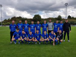 Senior A Match à Aniche le 10.09.17 (coupe de france) - FC-ANNOEULLIN