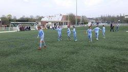 U11(1) Match à Neuville-en-Ferrain le 14.04.18 - FC-ANNOEULLIN