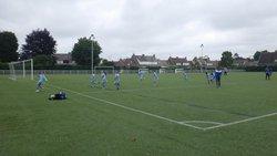 U11 contre Pérenchies le 02.06.18 - FC-ANNOEULLIN