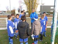 U13A FC UNGERSHEIM - FC BALDERSHEIM (1-1)( N° 2/2) - Football Club Baldersheim