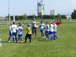 U11 PROMO FCB - COTEAUX (0-0)(N°2) - Football Club Baldersheim