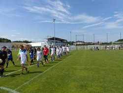 1/2 FINALE DEPARTEMENTALE U15A FCB - ASC BIESHEIM (2-0)(N°2) - Football Club Baldersheim