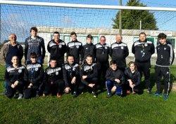 Le module de formation du 1er Avril - FC BAULON-LASSY