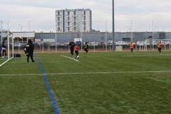 Plateau U13 du 13 01 18 à Bagatelle - Football Club Bessieres-Buzet