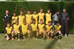 Tournoi U14/U13 du 09 06 18 à Grenade - Football Club Bessieres-Buzet