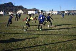 Plateau U13 du 28 01 18 à Gourdan Polignan - Football Club Bessieres-Buzet