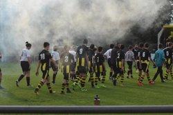 Match de U15 du 30 05 18 face à St Orens - Football Club Bessieres-Buzet