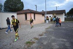 Match sénior du 30 09 17 à Bessières face à Croix Daurade - Football Club Bessieres-Buzet