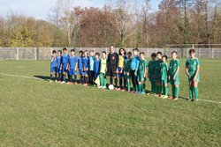 U13 b, Bias contre Monflanquin le 03/12/2016 Résultat 1-1 - FC BIAS