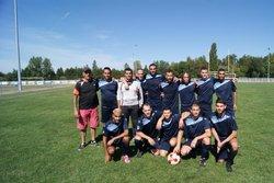 SENIORS 1 Contre St Alvère match de coupe Nouvelle Aquitaine le 16/09/2018 - FC BIAS