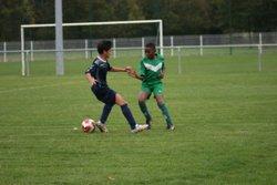 Match U13 honneur (phase de brassage 2014-2015) Bias vs Tonneins - FC BIAS