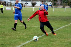 Photos du match contre FC Harcourt du 15/02/2015 - FOOTBALL CLUB BRIONNE