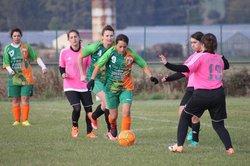Féminines au Mt St Sulpice - Football Club de Chevannes