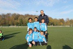 Plateau U8-U9 du Samedi 22 Novembre à Condé (1ere partie) - Football club de Condé-macou