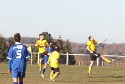 DONTREIX - ROUGNAT 04-12.16 - FOOTBALL CLUB DONTREIX