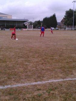 1er match de la saison - FOOTBALL CLUB ECOUCHE