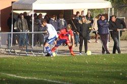 Seniors D1, FCEE bat pierrelatte 3-1 seconde mi-temps - FC EYRIEUX EMBROYE