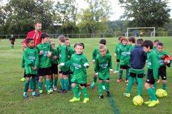 RENTREE U10/U11 - FOOTBALL CLUB FONTCOUVERTE