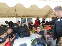 Tournoi St Aunes (34000). Félicitation à notre équipe u13b qui est arrivée 6éme sur 12 au tournoi de St Aunes. - ASSOCIATION GRESILLES FOOTBALL CLUB