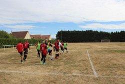 FC Guignes - AS Lieusaint 2  (Amical) - FC GUIGNES