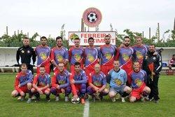 Les équipes Séniors et vétérans saison 2015-2016 - Football Club Larnage-Serves