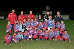 Les U7-U9  saison 2015-2016 - Football Club Larnage-Serves