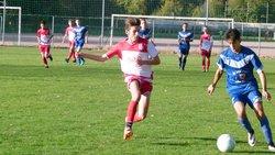 U17VS Pithiviers - FOOTBALL CLUB MANDORAIS