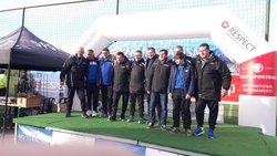 Tournoi U17 Den Bosch  (NL) - Football Club de NOMAIN