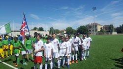 Le FC Pantin fête la Coupe du Monde avec u11 et U13 - FC PANTIN
