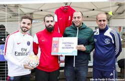 Le FC Pantin au salon des associations de septembre ! - FC PANTIN