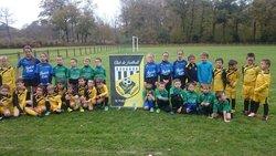 Plateau FCPM-Guillac 04/11/17 - FOOTBALL CLUB PLELAN-MAXENT