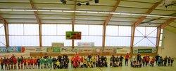 Tournoi U11 en Salle de QEVERT! 3 ème CA C'EST LA CLASSE!!!!!!!!!! - FC QUEVERT
