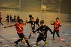 Tournoi U11 Plénée-Jugon. La finale consolante pour l'équipe 1 et 8ème de finale pour l'équipe 2!! - FC QUEVERT
