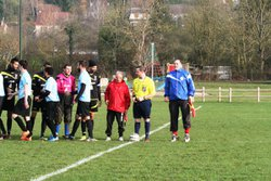 rosoy-pont sur yonne 27-11-2016 - FOOT-BALL  CLUB DE ROSOY