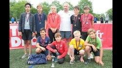 tournois DFCO U13 arrivé 2ème - RUFFEY SAINTE MARIE FOOTBALL CLUB