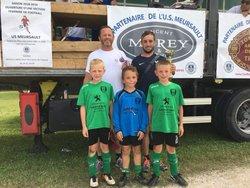 tournois u8- u9 meursault - RUFFEY SAINTE MARIE FOOTBALL CLUB