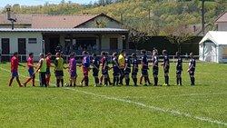 Coupe Barrés 8eme/finale victoire 2-0 face àVezac - SAIGNES FOOTBALL CLUB