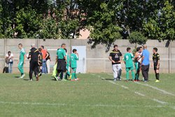 U15 / CHAMPIONNAT / CANABIER 1 - 5 FCSAO - FOOTBALL CLUB SAINT ALEXANDRE OLYMPIQUE