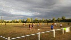 ENTRAINEMENT - football club saint germain de montbron