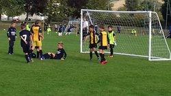 U9 : Plateau au FC Sevenne, la saison commence....