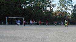 Entrainement du 15 mai 2017 - Football Club Saint Eloi