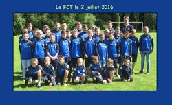 02/07/2016 : les enfants récompensés ! - FC Tortequesne