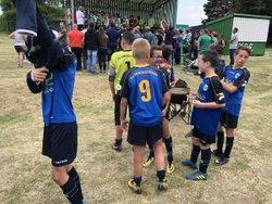 21/05/18 : les U12/U13, invaincus, quatrièmes à Ecourt - FC Tortequesne