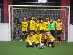 Nos équipes U8 U9 à Heillecourt. - Football Club TOUL