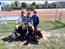 Trois jours au Top pour nos U13!!!! - Football Club TOUL