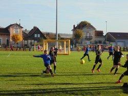 Journée Foot de Bonheur à Verdun 30 oct. 2016 - Football Club du Val Dunois