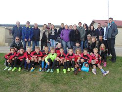 EQUIPE DES U 13 saison 2016-2017 - Football Club du Val Dunois