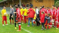 Nos seniors sont assurés de la montée - FOOTBALL CLUB VENERQUE LE VERNET