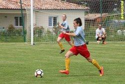 Victoire des Féminines 4 à 2 face à TCMS - FOOTBALL CLUB VENERQUE LE VERNET